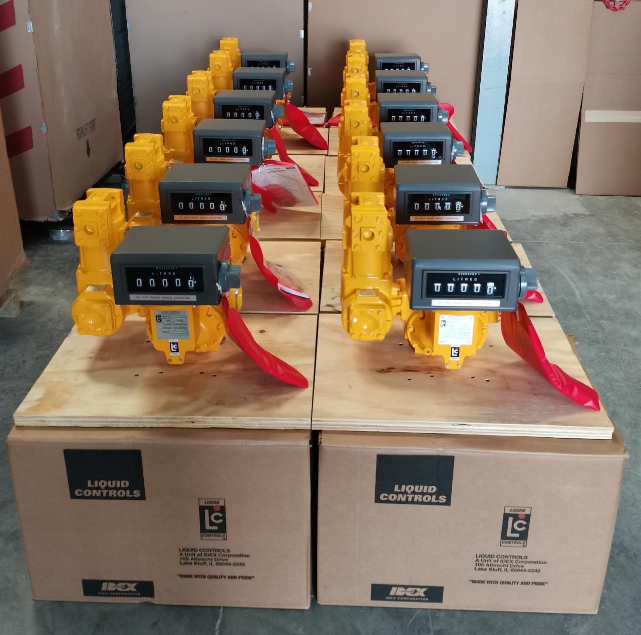 Lc flow meters in uae