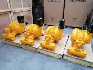 LC Flow Meters with LCR iQ