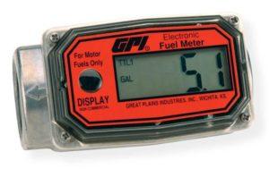 GPI Electronic Meter