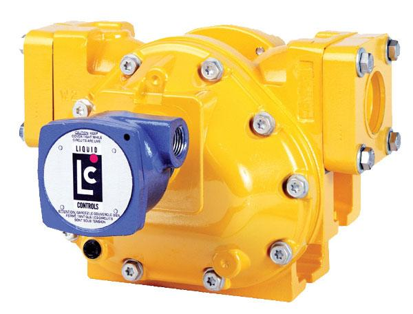 LC Flow Meter with POD