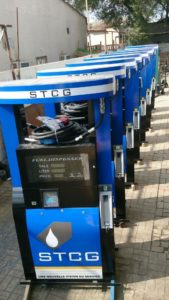 STCG Fuel Dispensers