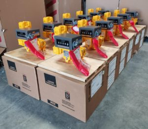 distributor of lc flow meter