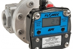 FLOMEC ELECTRONIC THREADED TYPE FLOE METER