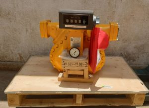 LC FLow Meter with Flow Indicator