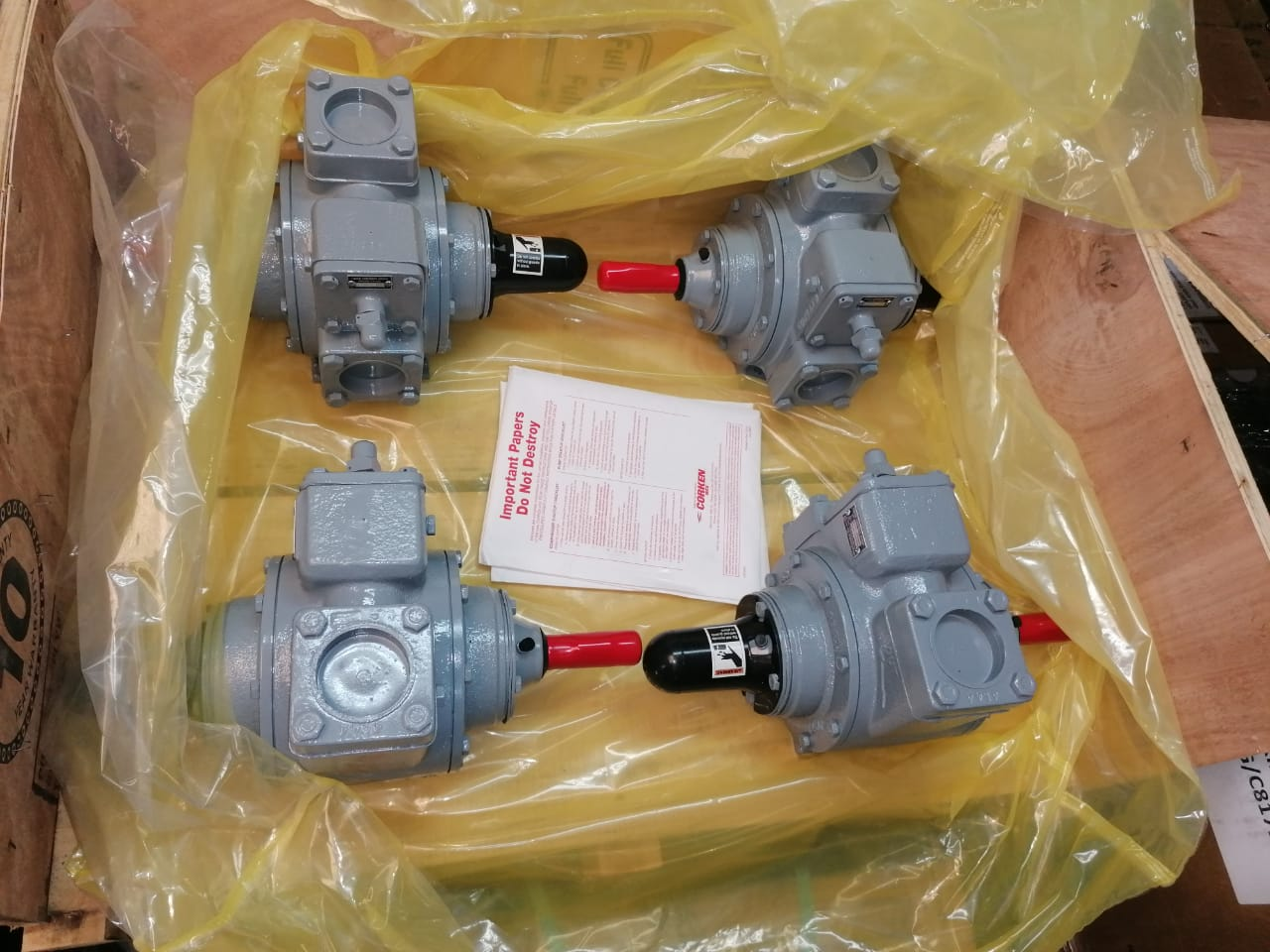 Corken Pumps