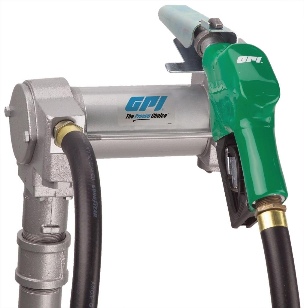 GPI BATTERY OPERATED PUMP