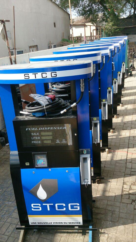 STCG Fuel Dispensers