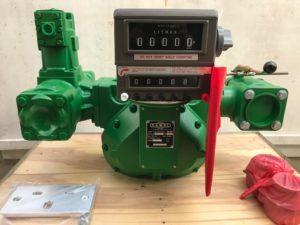 SAMPI Flow Meter